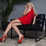 Bella. Elite escort in Moscow. Real image 172523